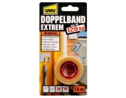 UHU doppelband extrem / 19mm x 1,5m blistr, super...