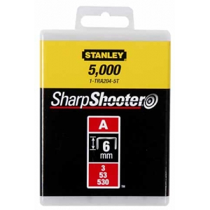 LD sponky typ A 5/53/530 Stanley 1-TRA204-5T