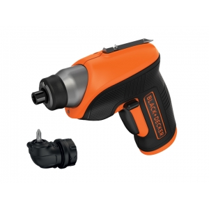 Black & Decker CS3652LC Šroubovák 3,6 V Li-Ion...