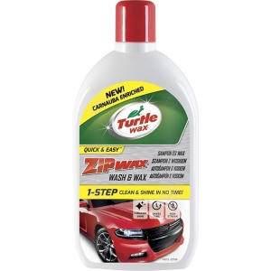 Turtle Wax® ZIP WAX Autošampon s voskem 500 ml