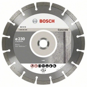 BOSCH diamantový kotouč 300 Standard for Concrete 2608602542