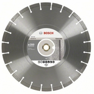 BOSCH diamantový kotouč 450x25,4 Standard for Concrete...