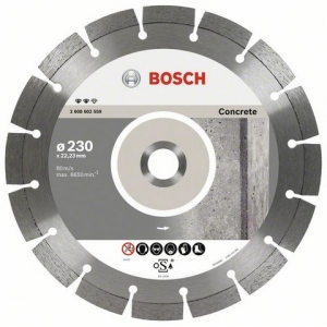 BOSCH diamantový kotouč 230 Expert for Concrete 2608602559