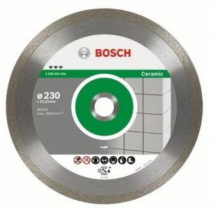 BOSCH diamantový kotouč 230 Best for Ceramic 2608602634