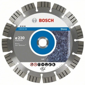BOSCH diamantový kotouč 230 Best for Stone 2608602645