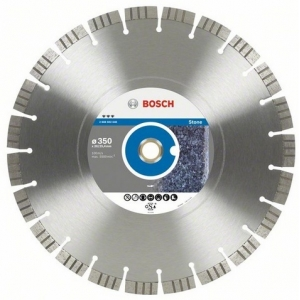 BOSCH diamantový kotouč 350x20/25,4 Best for Stone...