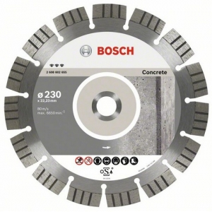BOSCH diamantový kotouč 150 Best for Concrete 2608602653