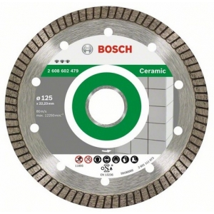 BOSCH diamantový kotouč 115 Best for Ceramic Extraclean...