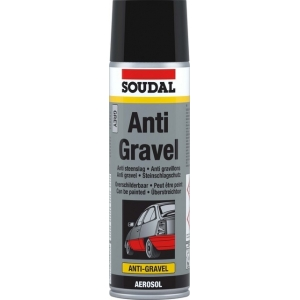 Soudal Antigravel aerosol šedý 500ml