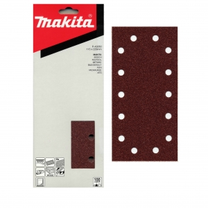 Makita P-43072 brus.p.115x229mm14otK150 10ks 9046