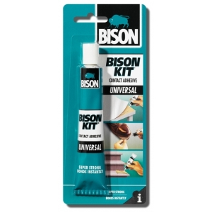 Bison Kit 50ml blistr - Kontaktní lepidlo
