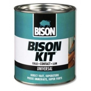 Bison Kit 250ml plechovka - Kontaktní lepidlo