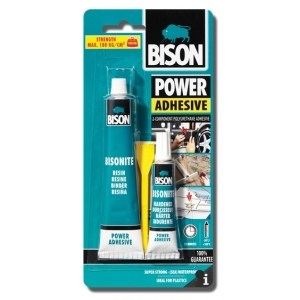 Bison Power Adhesive - Bisonite 65ml blistr - Velmi...