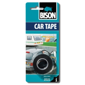 Bison Car Tape 19mm x 1,5m blistr - Ochranná lepící...