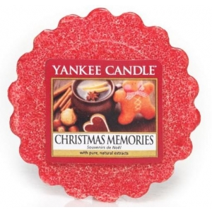YANKEE CANDLE Christmas Memories VONNÝ VOSK DO AROMALAMPY...
