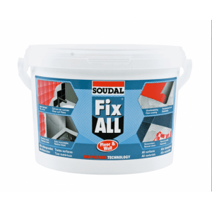 FIX ALL FLOOR&WALL 4kg elastické lepidlo