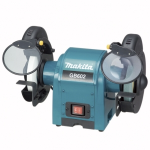 GB602 dvoukotoučová bruska 150mm / 250W MAKITA