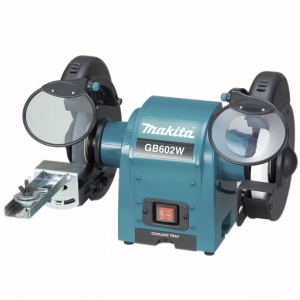 GB602W dvoukotoučová bruska 150mm / 250W MAKITA