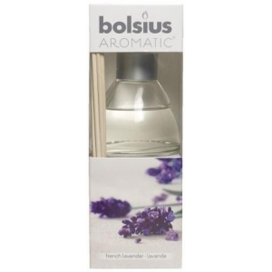 Bolsius Aromatic Diffuser 45ml French Lavender vonná...