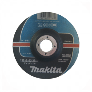 Makita D-18465 brusný kotouč na kov 125x6mm