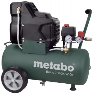 Metabo Basic 250-24 W OF bezolejový kompresor
