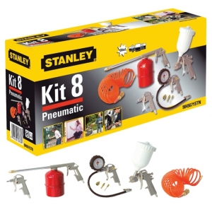 STANLEY 8 ks - kit box