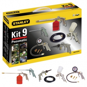 STANLEY 9 ks - multi kit box