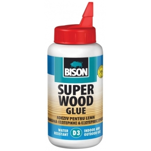 Bison Super Wood D3 75g blistr - Lepidlo na dřevo