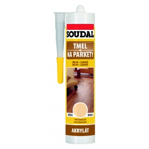 Soudal Tmel na parkety 310ml