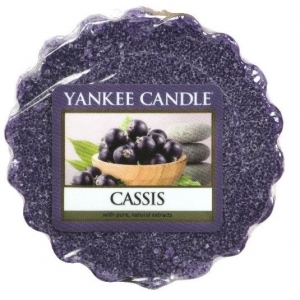 YANKEE CANDLE CASSIS VONNÝ VOSK DO AROMALAMPY