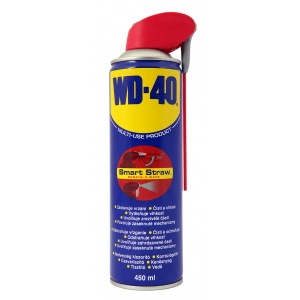 WD-40 univerzální mazivo 450ml Smart straw multi spray