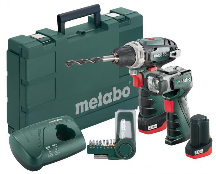 Metabo PowerMaxx BS Basic Set 600080530