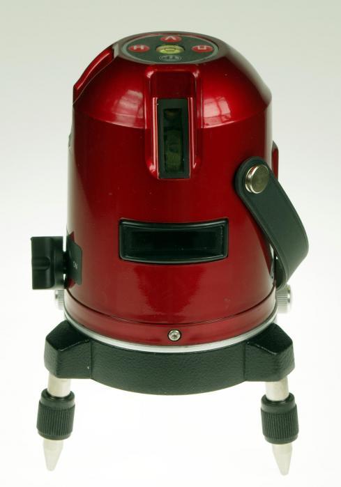 nivcomp Liniový laser SA 214