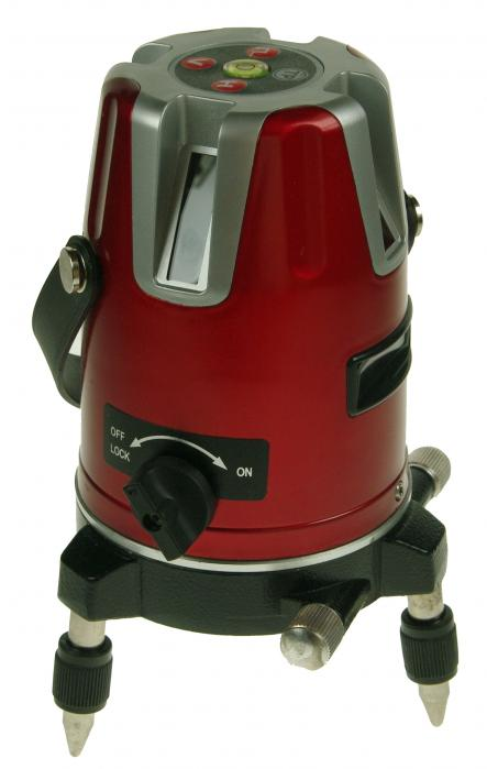 nivcomp Liniový laser SA 416X