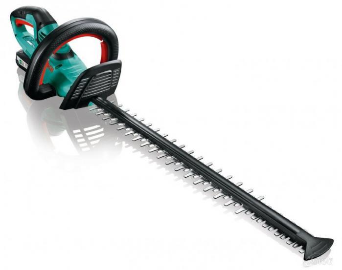 BOSCH AHS 50-20 LI aku nůžky na živé ploty 18V 2x 2,5Ah
