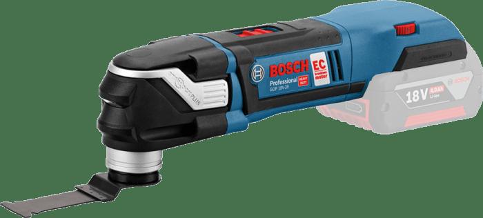 Bosch GOP 18 V-28 Aku Multi-Cutter (solo)