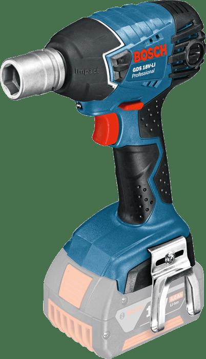 Bosch GDS 18 V-LI aku rázový utahovák (solo)