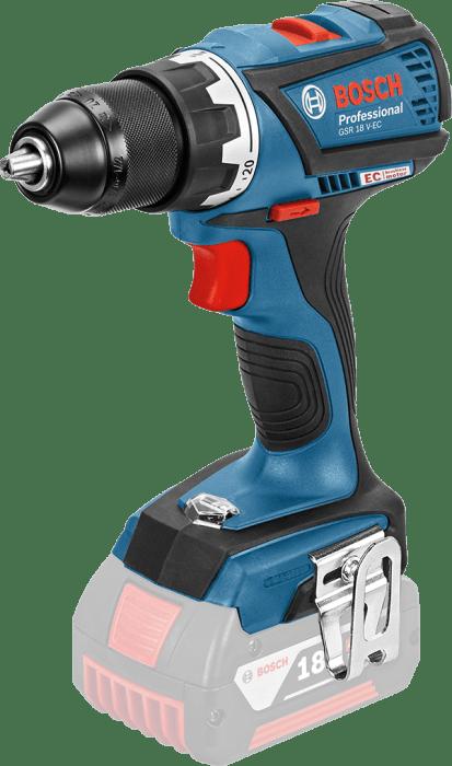 Bosch GSR 18 V-EC aku vrtací šroubovák (solo)