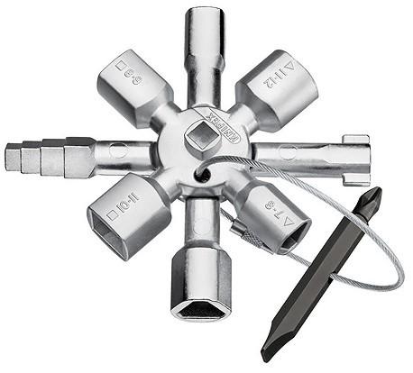 KNIPEX 001101 klíč na rozvodné skříně