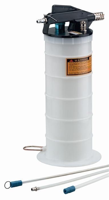 SCHNEIDER Přístroj na odsávání oleje a odvzdušnění brzd