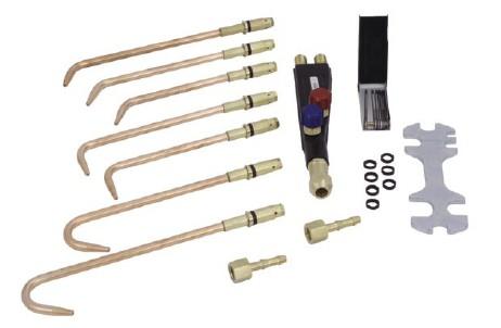 GCE Injektorová svařovací souprava M 6 - lehká AC