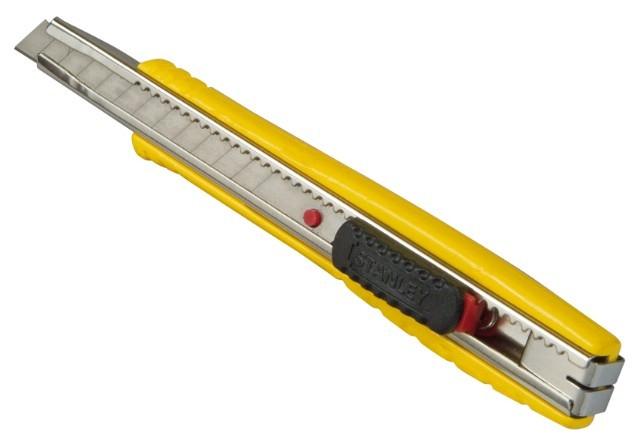 Stanley 0-10-411 odlamovací nůž kovový 9mm