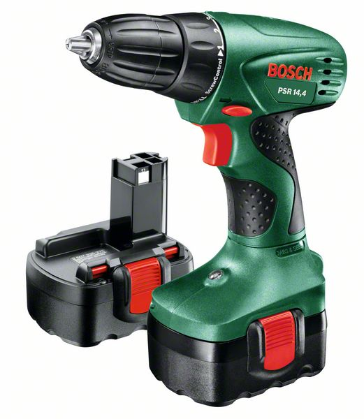 Akumulátorový vrtací šroubovák Bosch PSR 14,4