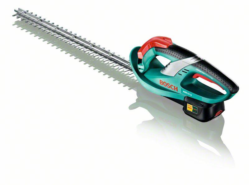 Akumulátorové nůžky na živé ploty Bosch AHS 52 LI