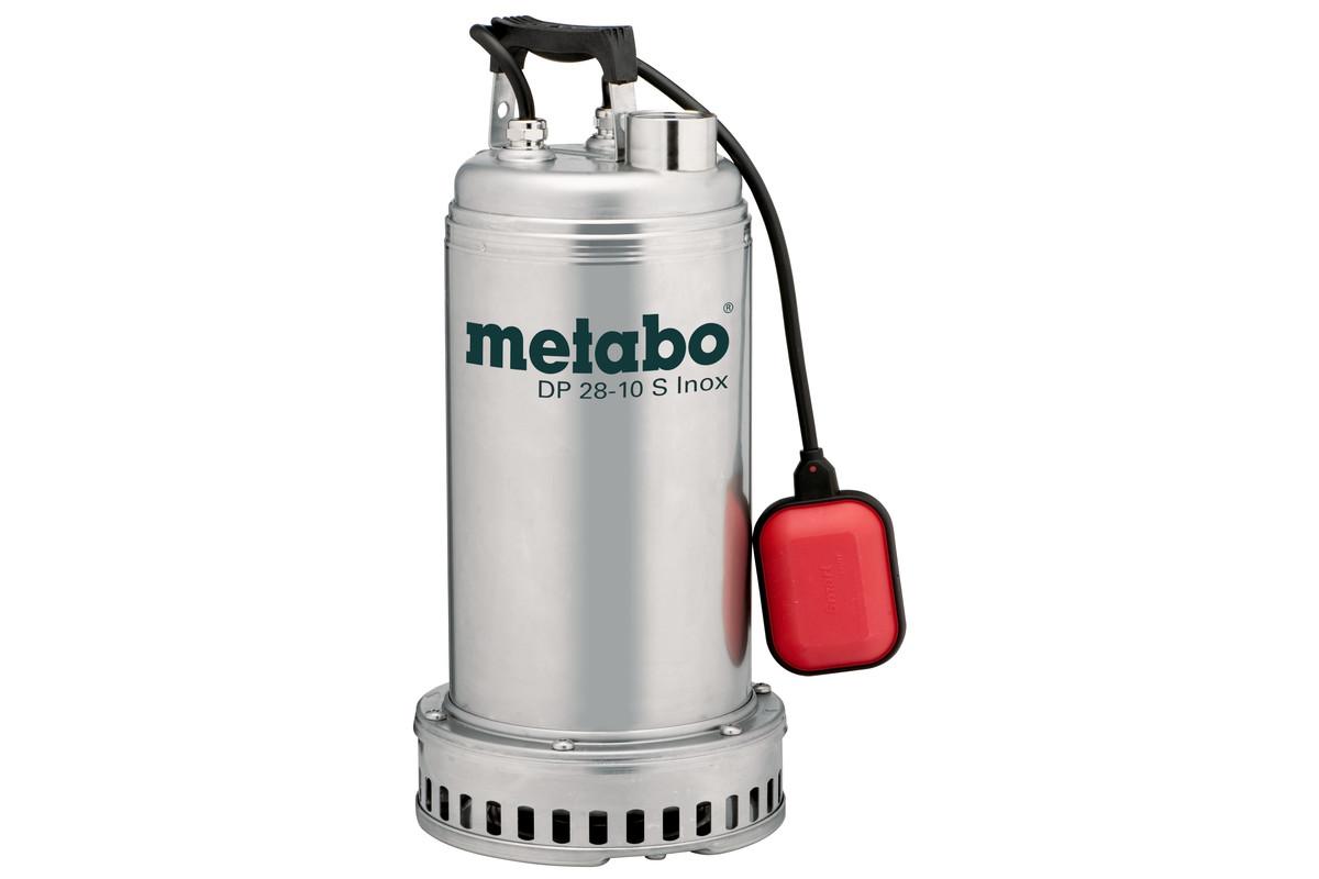 METABO DP 28-10 S Inox Drenážní čerpadlo
