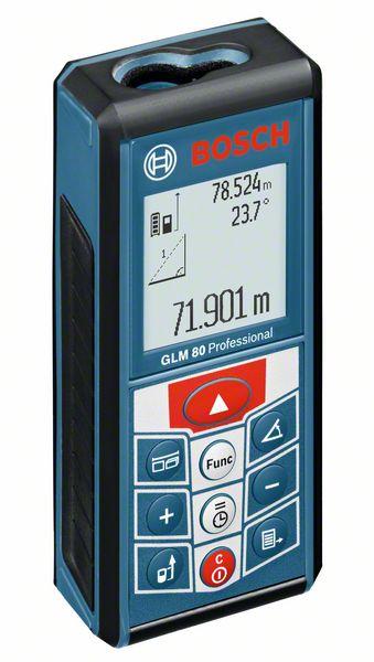 Bosch Laserový měřič vzdálenosti GLM 80