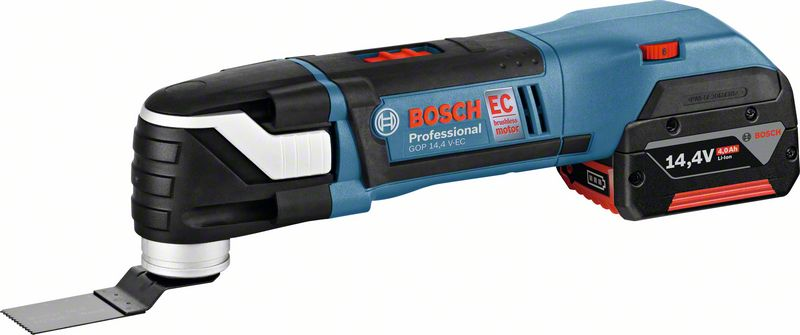 Bosch Akumulátorový Multi-Cutter GOP 14,4 V-EC