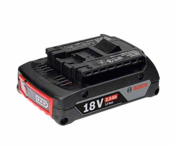 Bosch Akumulátorové nářadí GBA 18 V 2,0 Ah M-B