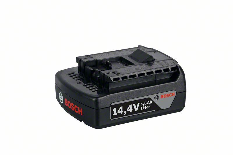 Bosch Akumulátorové nářadí GBA 14,4 V 1,5 Ah M-A
