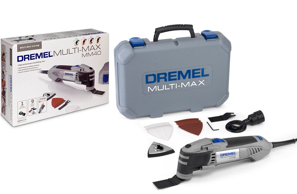 DREMEL ® Multi-Max MM40 (MM40-1/9)